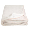 Sherpa Cozy Ivory Throw