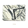 Marble in Cote D'Ivoire Throw