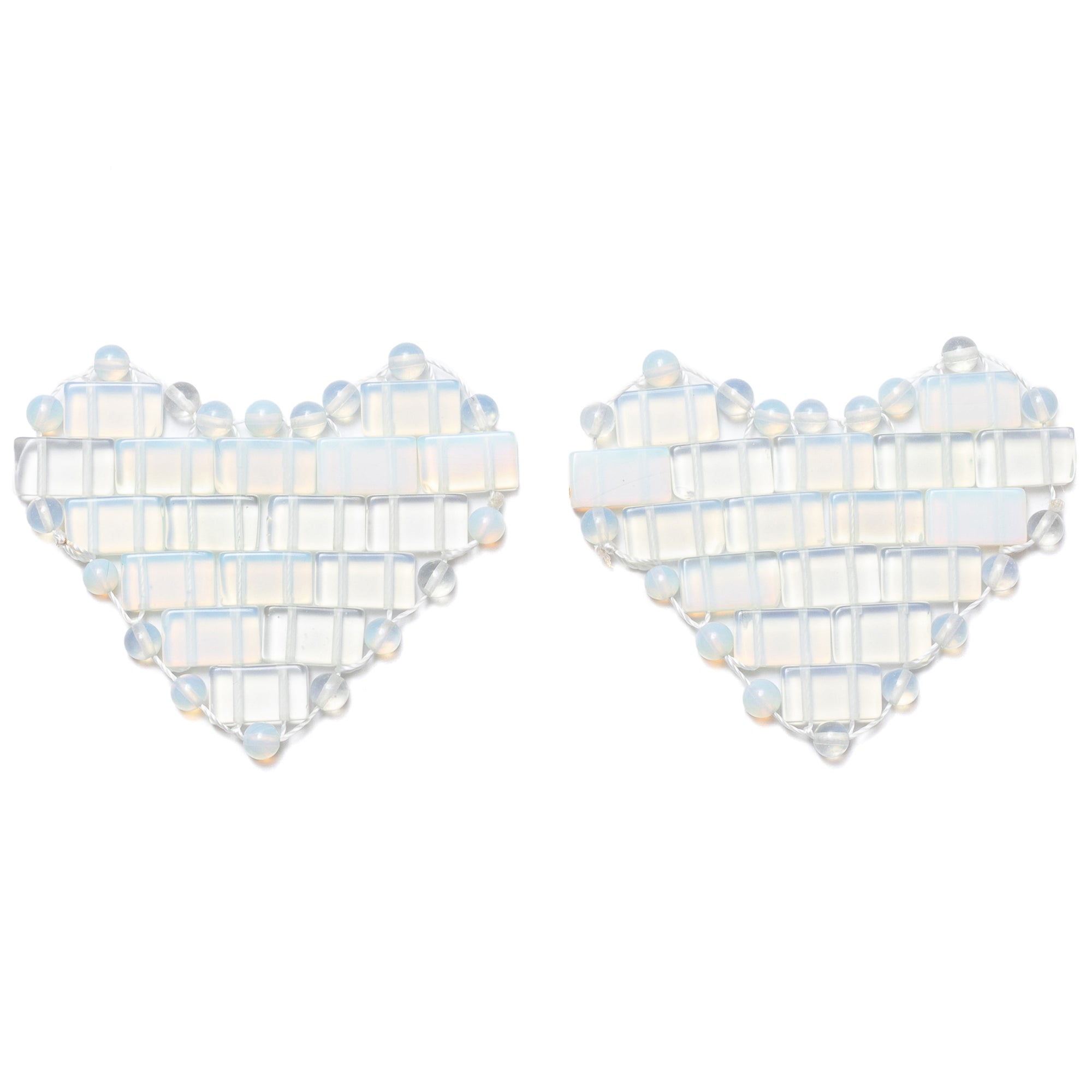 Eye Heart You Opalite Crystal Eye Pads