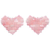 Eye Heart You Rose Quartz Eye Pads