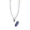 Lapis Lazuli Essential Oil Bottle Necklace (large)