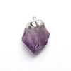 Amethyst Point Ornament