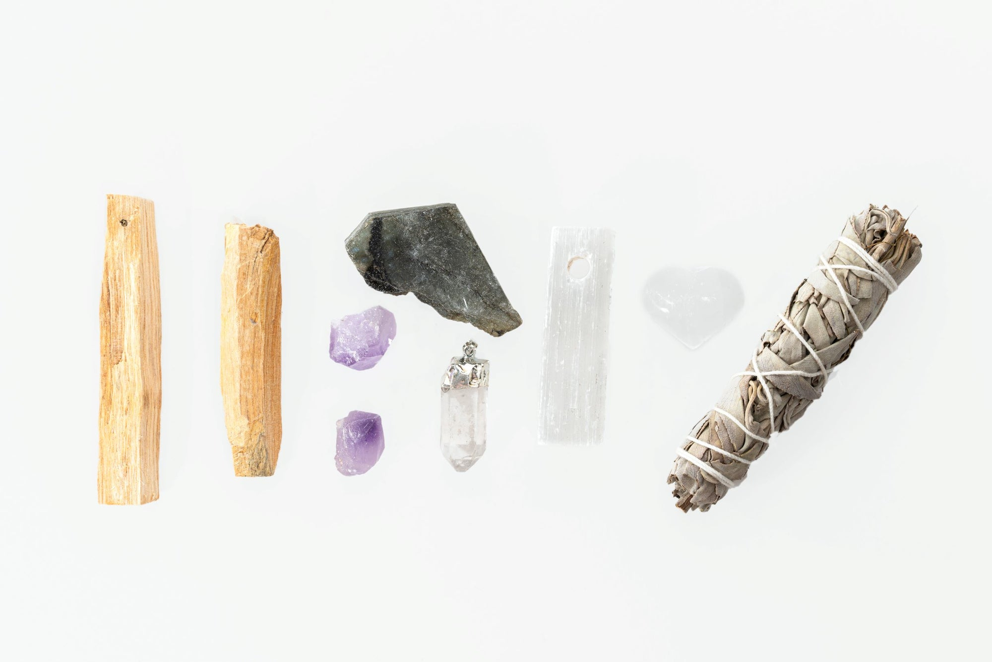 Crystal Calm Kit;  The Essentials