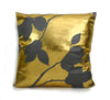 Pillow | Rockstar Collection | Lemon Leaf on Gold 20x20