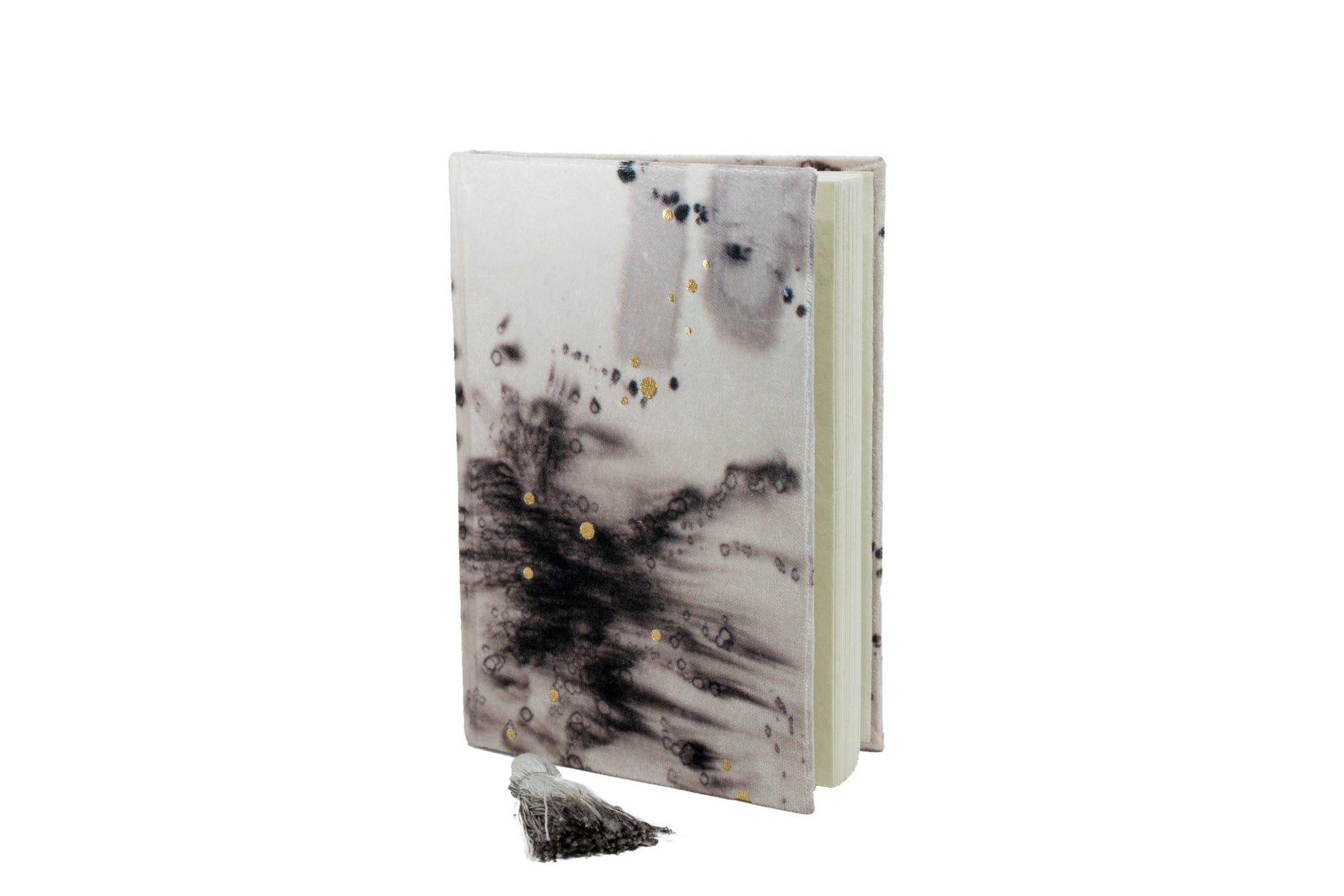 "Notebook | Stardust with Gold Spots  4""x 6"""