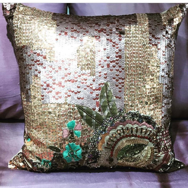 Tribal Luxe Decorative Pillow