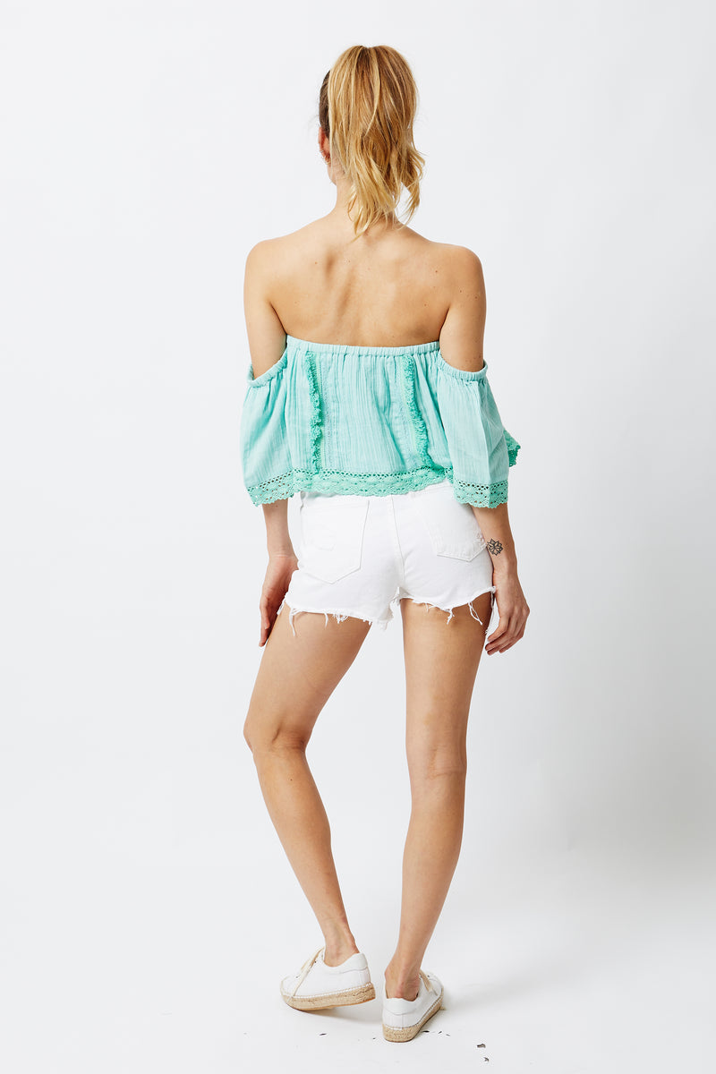Mainland Off Shoulder Top
