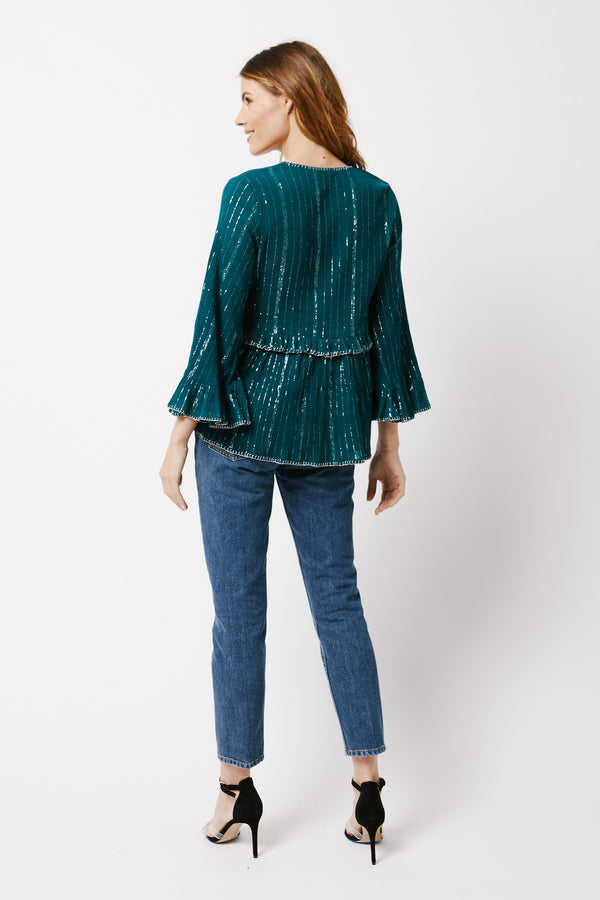 Gemma Long Sleeve Blouse