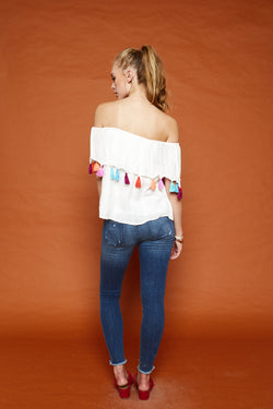 Martina Off-Shoulder Blouse