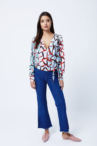Pinnacle Blouse