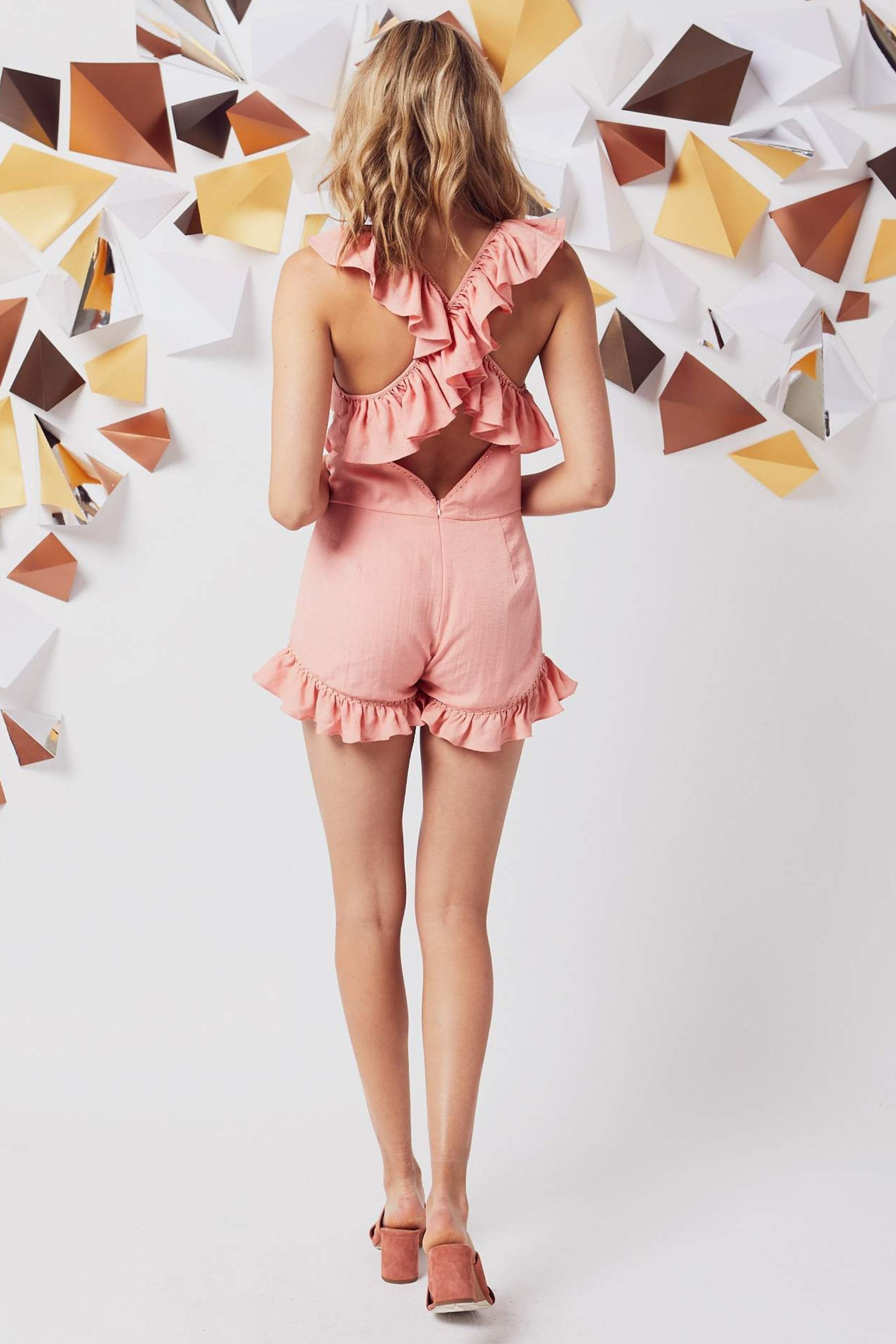 The San Marcos Romper