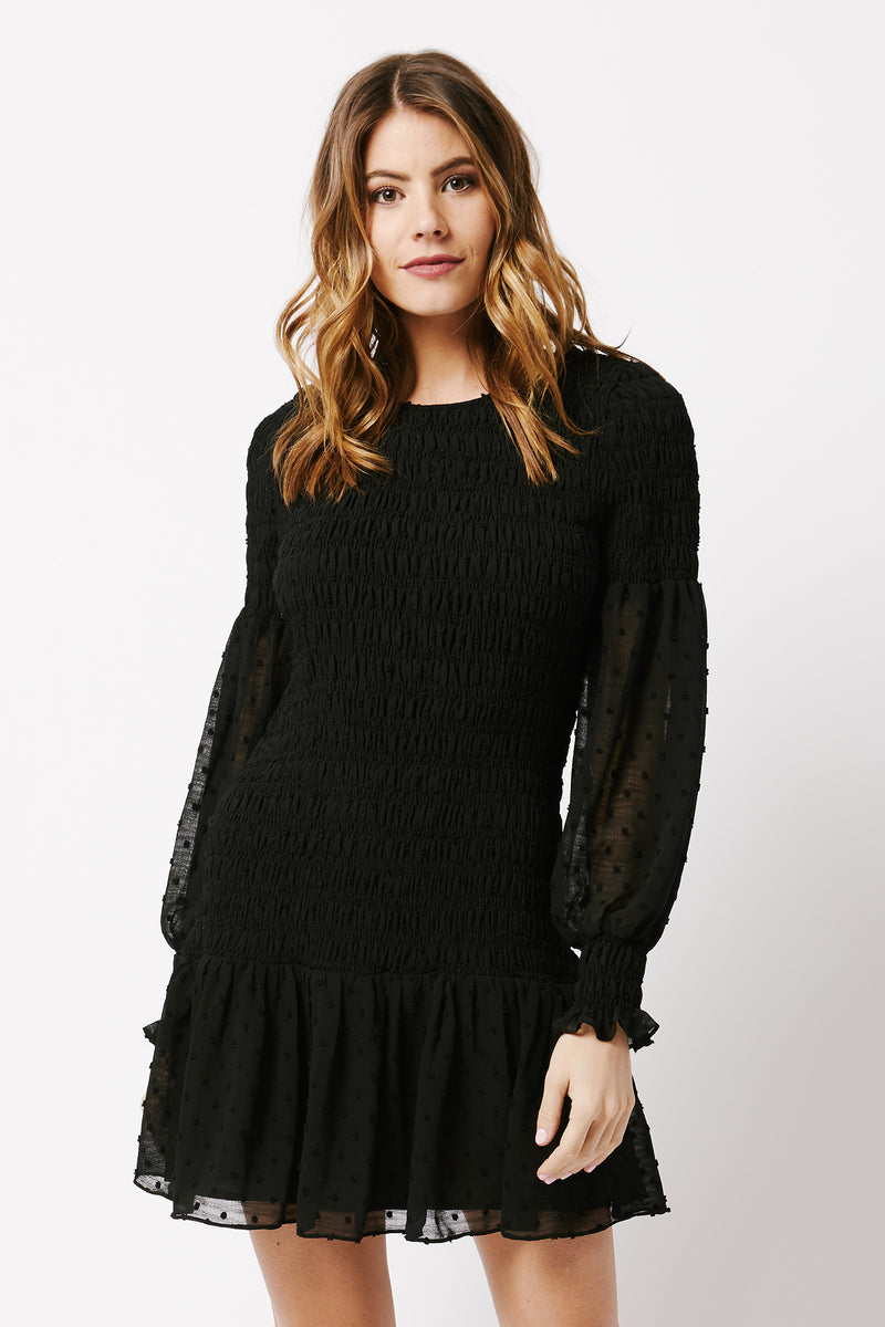 Camille Long Sleeve Dress
