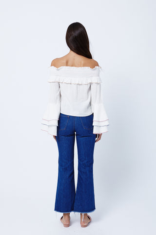 Sunfair Off Shoulder Top