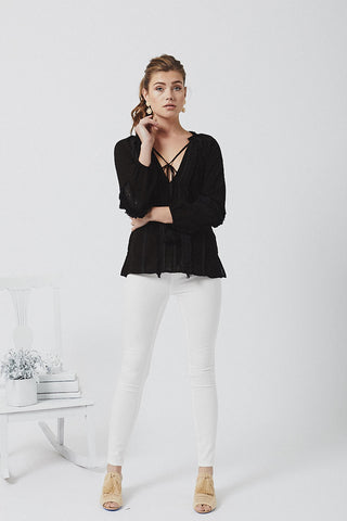 Frankie Top - Black