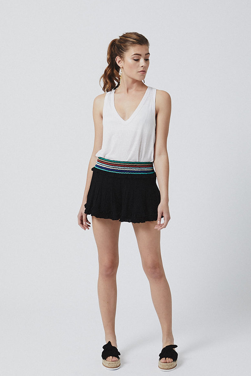 Marjorie Shorts - Black