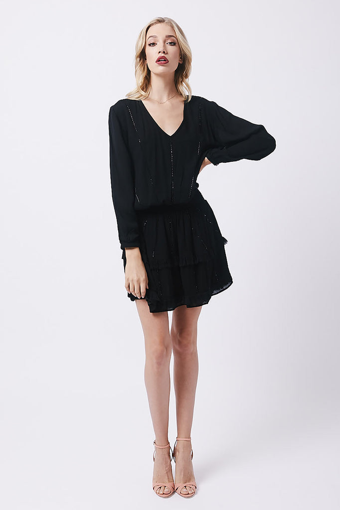 Camilla Dress - Black