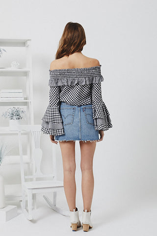 Kenzie Off-The-Shoulder Top