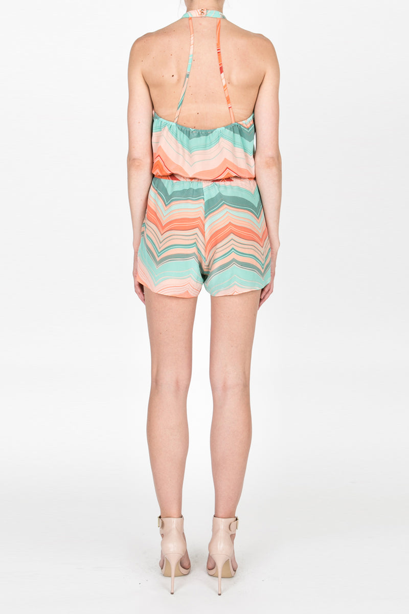 Vacation Emily Romper