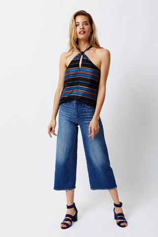 River Run Tank - River Run Stripe