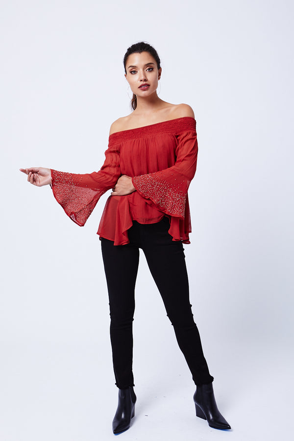 Sanctuary Blouse