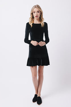 Noir Dress - Black