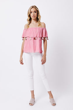 Dahlia Off Shoulder Top