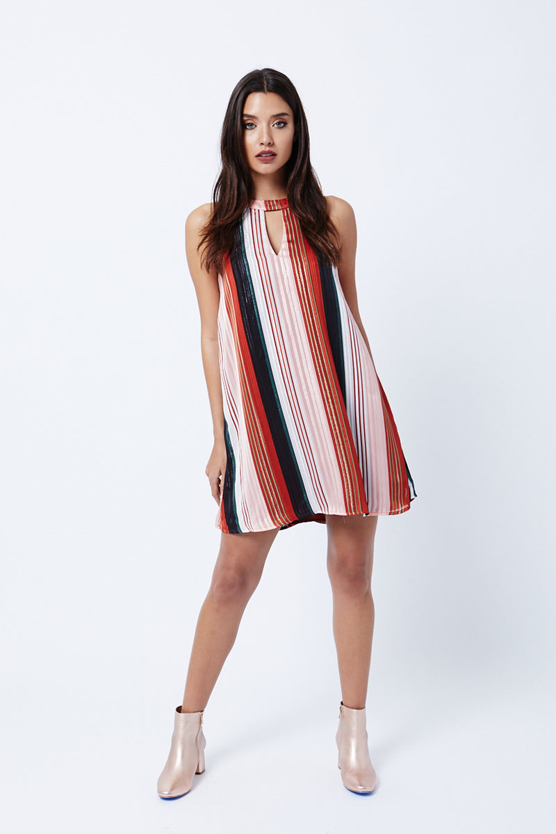 Canyon Swing Dress