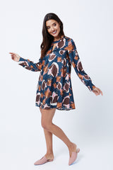 Idyllwild Swing Dress - Idyllwild Print