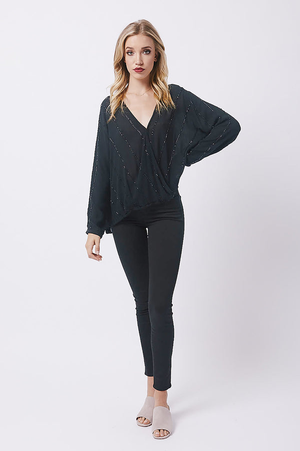 Camilla Blouse - Black