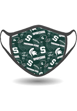 MSU Face Covering - All Over Print