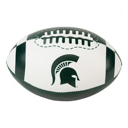 "MSU Polystuffed 4"" Football"