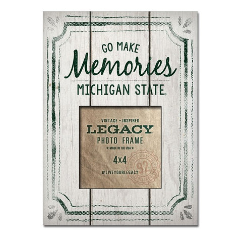 4x4 Picture Frame - The Memories
