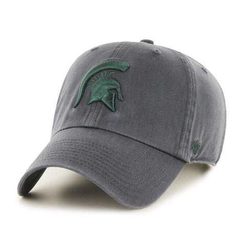 '47 Brand Clean Up Hat - Charcoal Sparty