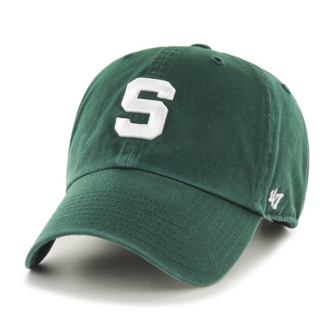 '47 Brand Clean Up Hat - Forest Block S
