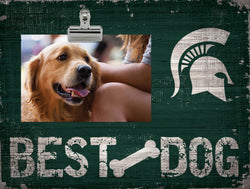 MSU Best Dog Clip/Frame