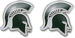 MSU Logo Post Earring