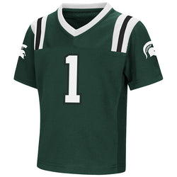 Toddler Boys Foos-Ball Football Jersey