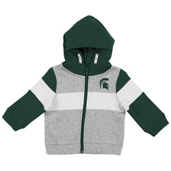 Infant Boys Snowplough Full Zip Hoodie