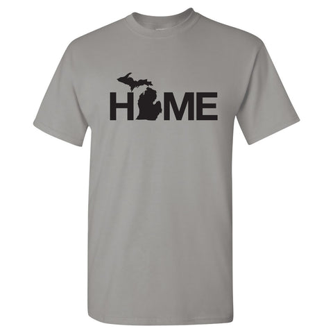 Home State T-Shirt - Gravel