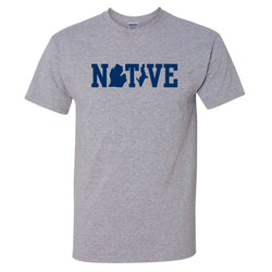 Native T-Shirt - Oxford