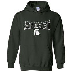 New Alumni Hooded Sweatshirt - Forest