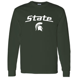 Arch State Long Sleeve T-Shirt - Forest