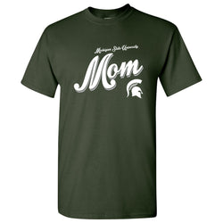Script Mom T-Shirt - Forest