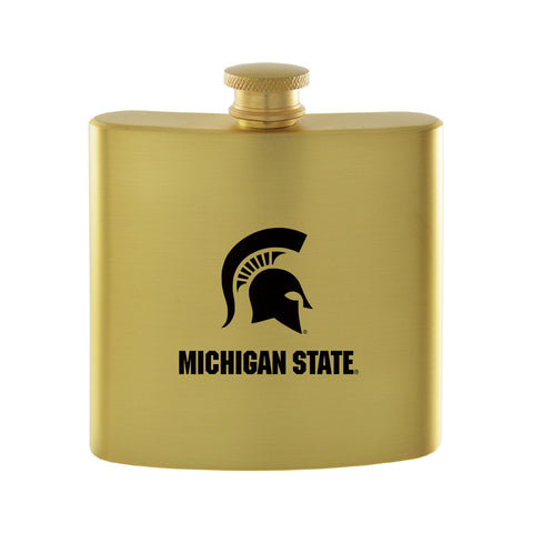 6oz. Flask - Gold