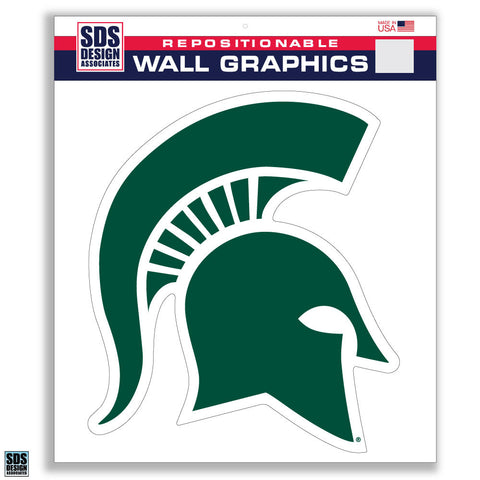 Sparty Wall Graphic