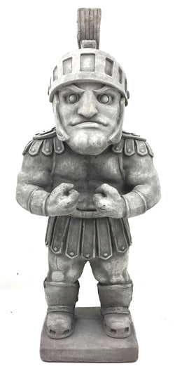 Sparty Stone Mascot - Vintage