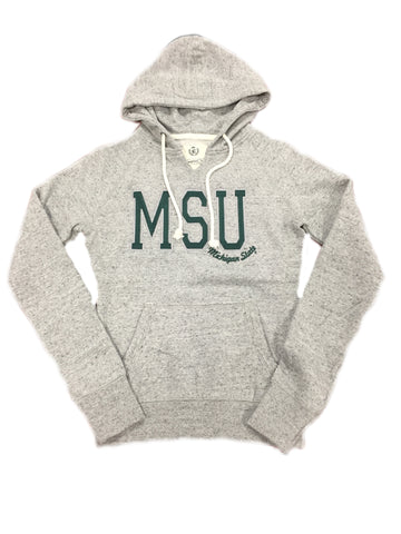 Popshop Hood - Heather Grey