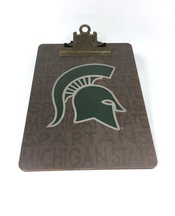 MSU Old School Clip Board