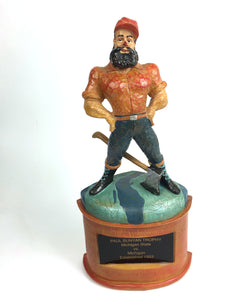 Paul Bunyan Rivalry Trophy