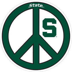 "6"" Peace Sign Decal"